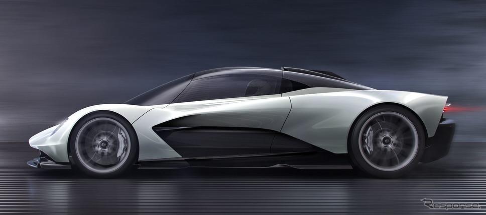 アストンマーティン・ヴァルハラ《photo by Aston Martin》