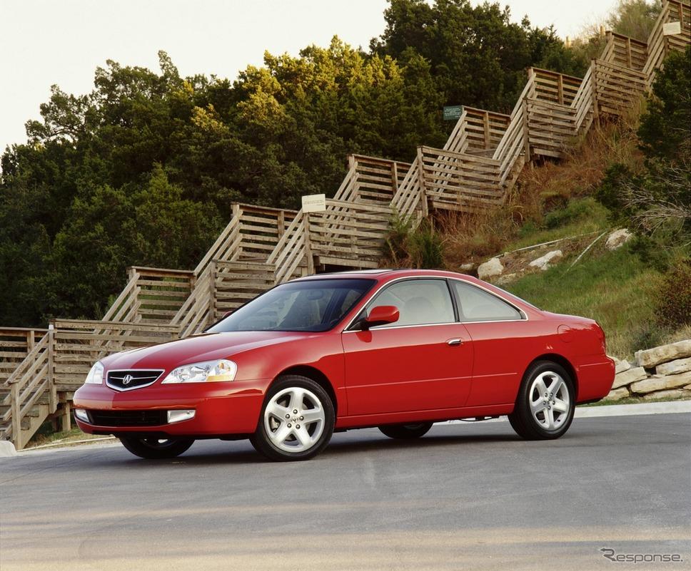 2001〜03年:3.2CLタイプS《photo: Acura》