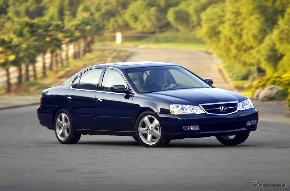 2002〜03年:3.2TLタイプS《photo: Acura》