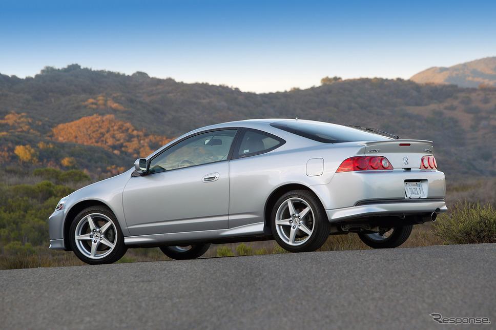 2002〜06年:RSXタイプS《photo: Acura》