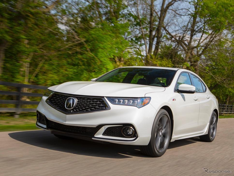 2020年型TLX《photo: Acura》