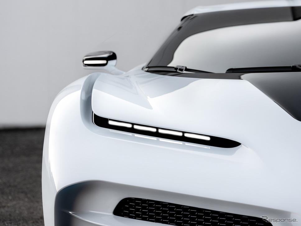 ブガッティ・チェントディエチ《photo by Bugatti》