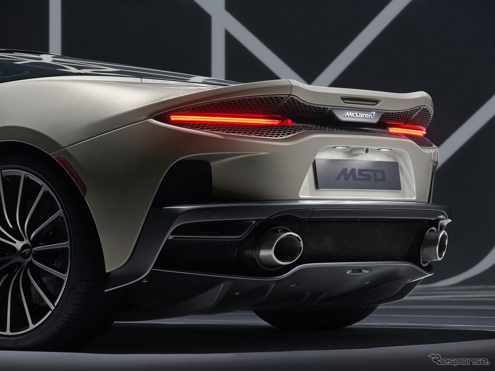 マクラーレン GT のMSO《photo by McLaren》