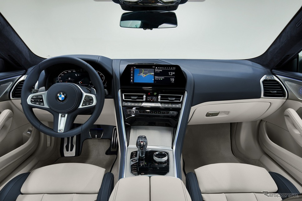BMW 8シリーズ・グランクーペ《photo by BMW》