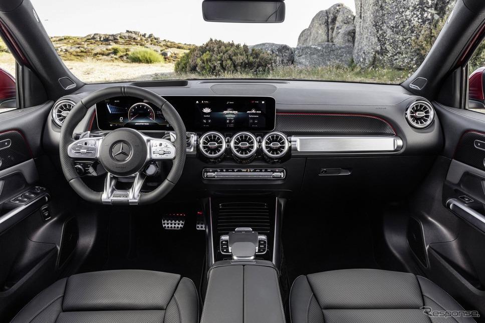 メルセデスAMG GLB 35 4MATIC《photo by Mercedes-Benz》