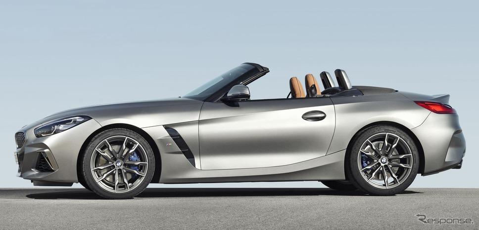 BMW Z4 ロードスター 新型《写真 BMW》