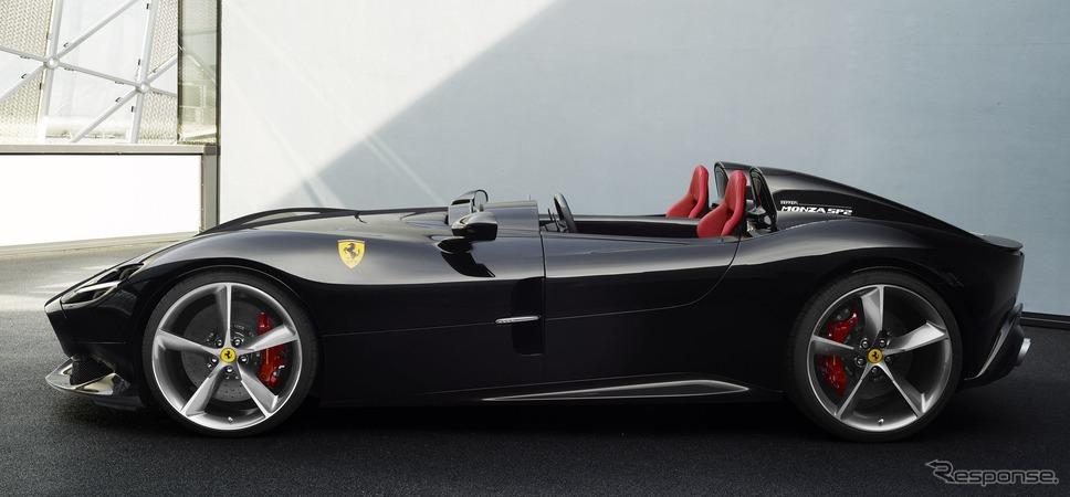 フェラーリ・モンツァ SP2《photo by Ferrari》