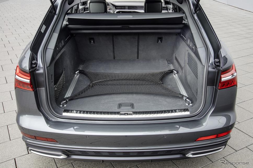 アウディA6アバント欧州仕様《photo by Audi》