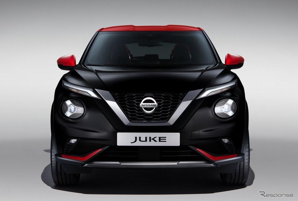 日産 ジューク 新型の Nデザイングレードパッケージ《photo by Nissan》