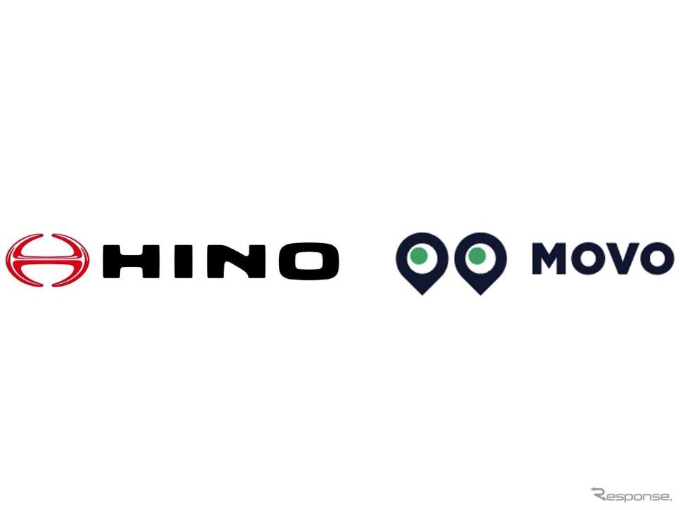 日野自動車とハコブが資本提携《画像:日野自動車》