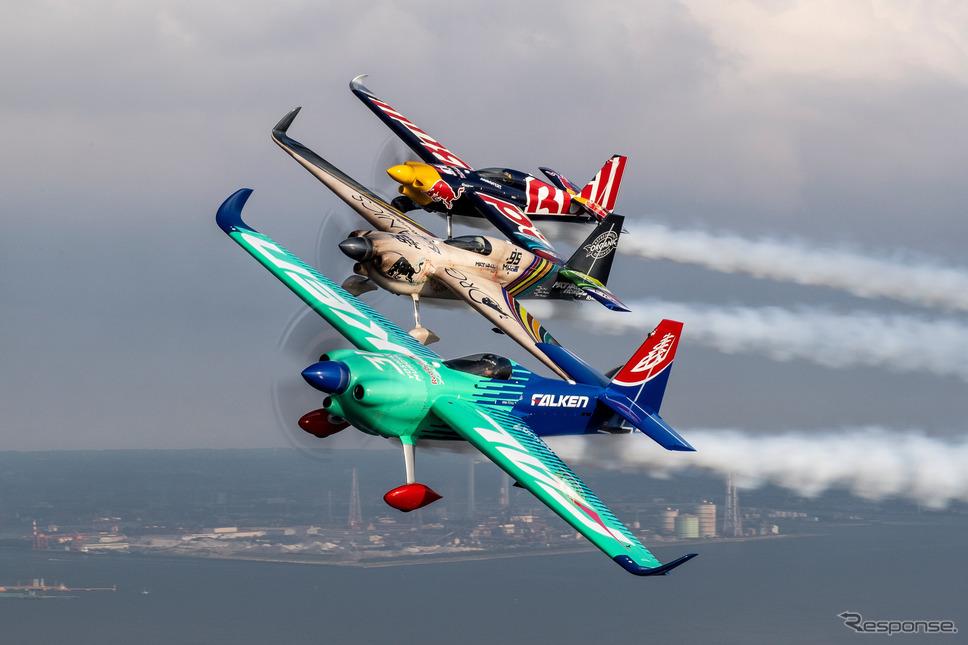 RED BULL AIR RACE CHIBA 2019《(C)Joerg Mitter/Red Bull Content Pool》