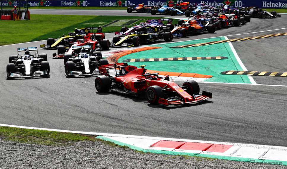 F1イタリアGP《photo (c) Getty Images》
