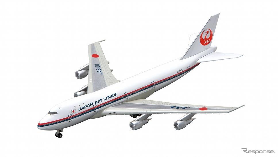ボーイング 747-100(2号)