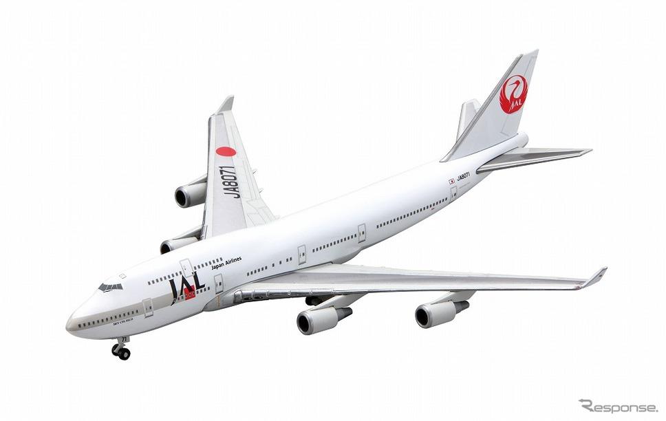 ボーイング 747-400(4号)
