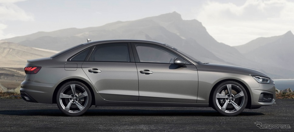 アウディ A4 セダン 改良新型《photo by Audi》