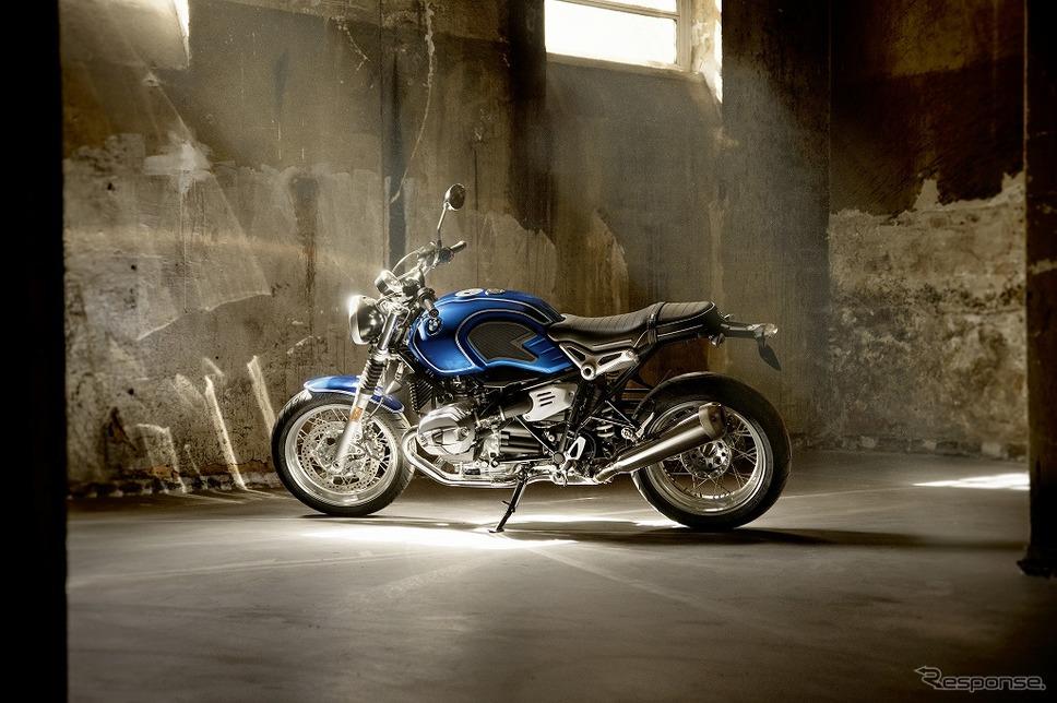 BMW R nineT /5《画像:ビー・エム・ダブリュー》