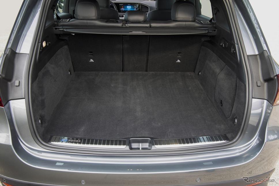 メルセデス ベンツ GLE 新型のPHV「GLE 350 de 4MATIC」《photo by Mercedes-Benz》