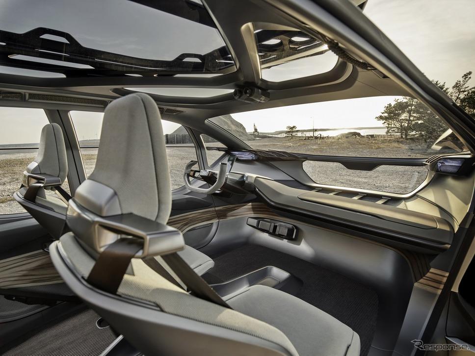 アウディAIトレイル・クワトロ《photo by Audi》
