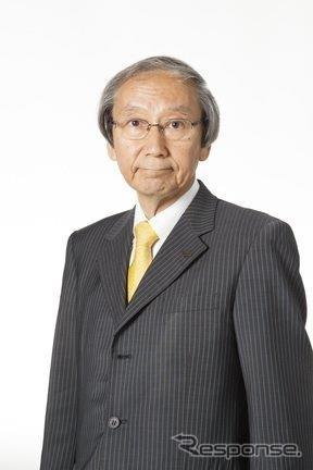 日産自動車指名委員会の豊田正和委員長(社外取締役)《写真 日産自動車》