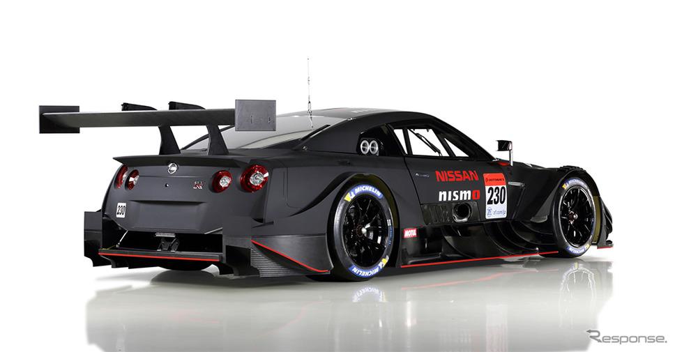 NISSAN GT-R NISMO GT500 2020年仕様《画像:日産自動車》
