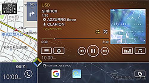 アプリ表示画面