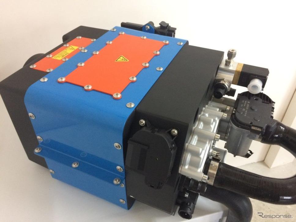 ミシュラン子会社が燃料電池を20万個生産へ、日本などでの需要を想定…フランクフルトモーターショー2019《photo by Symbio》