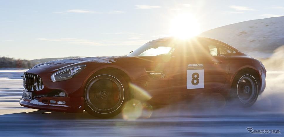メルセデスAMG GT《photo by Mercedes-AMG》