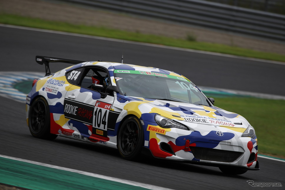 2019スーパー耐久 第5戦《撮影 益田和久》