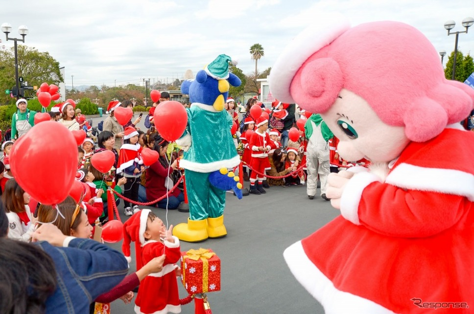 コチラのプレシャスクリスマス《画像:モビリティランド》