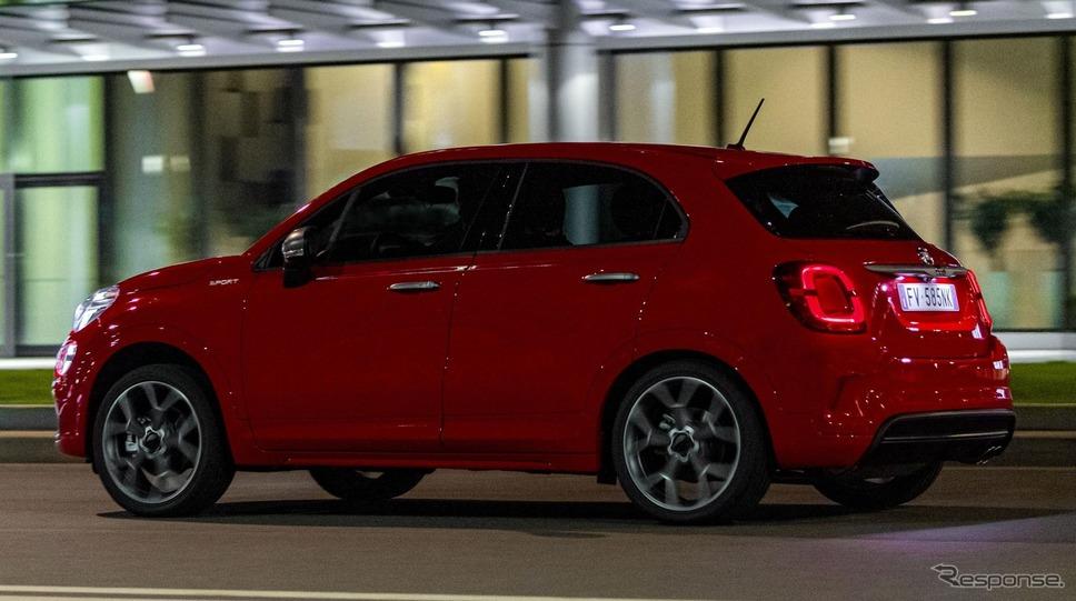 フィアット 500X スポーツ《photo by Fiat》