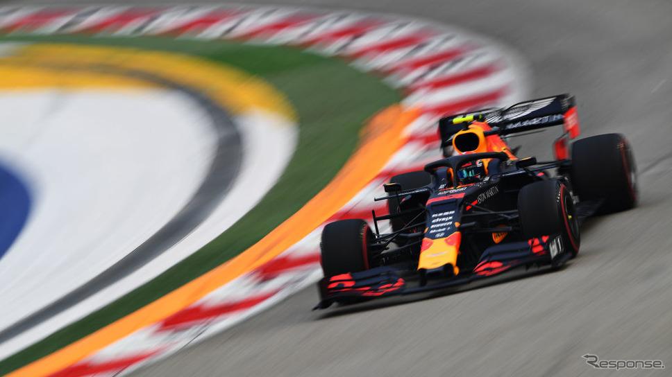 F1シンガポールGP(c) Getty Images