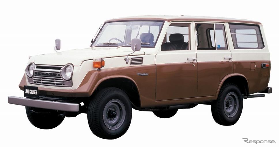 55系(1967年)《画像:トヨタ自動車》