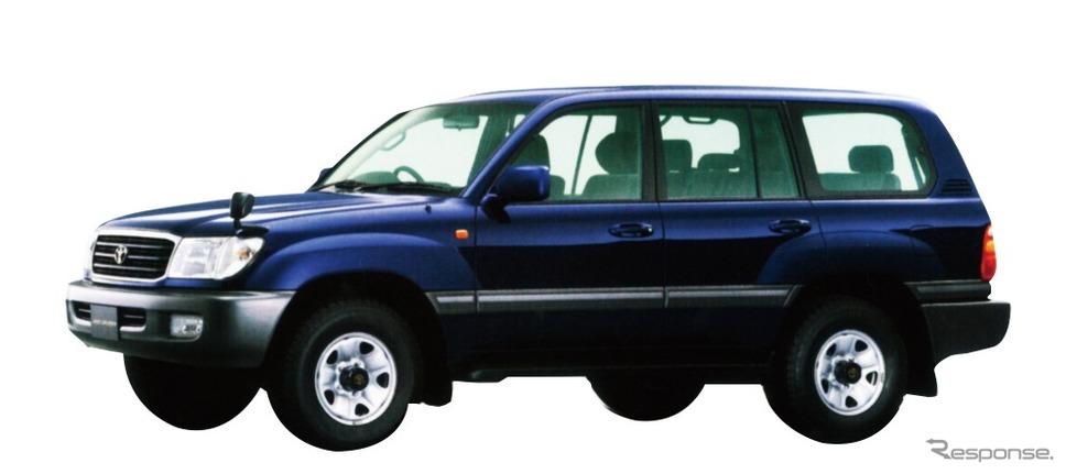 100系(1998年)《画像:トヨタ自動車》