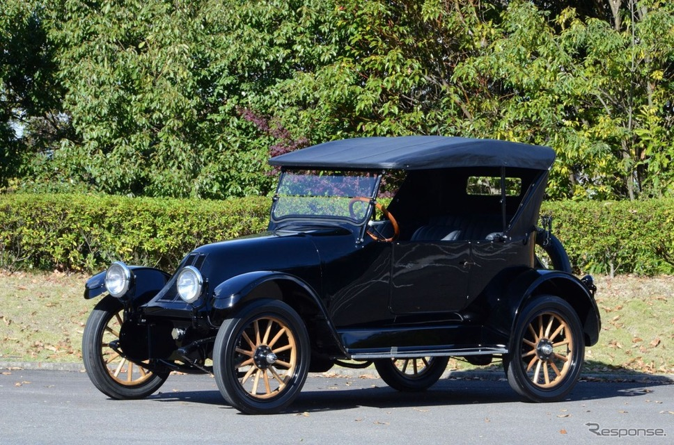フランクリン・シリーズ9-B《画像:トヨタ自動車》