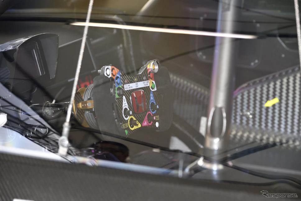 SUPER GT第7戦 ホンダブース《撮影 雪岡直樹》