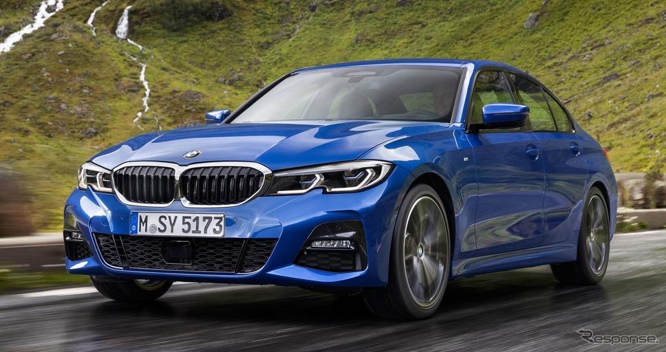 BMW 3シリーズ《photo by BMW》