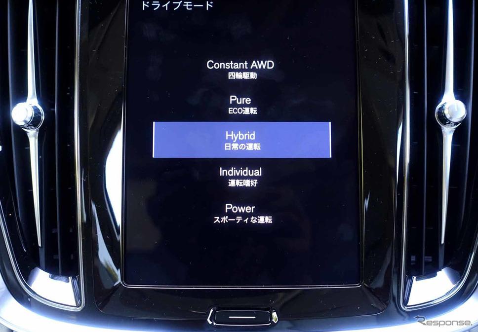 ボルボ V60 T6 インスクリプション撮影 中村孝仁