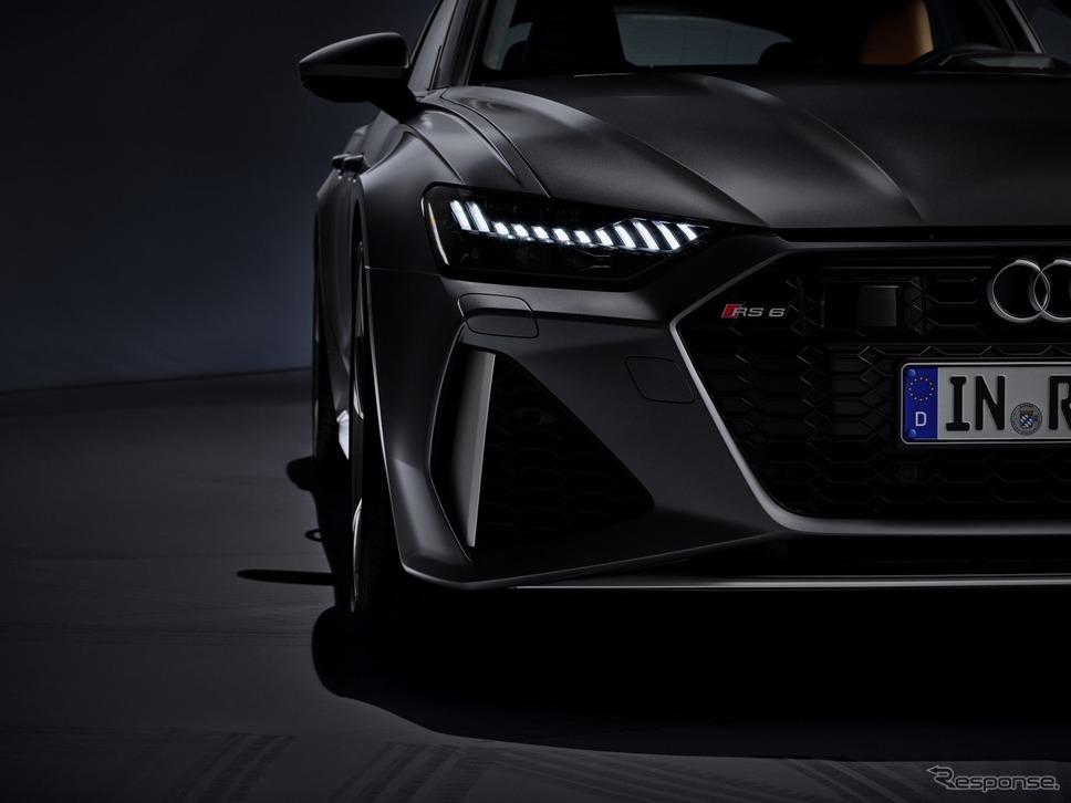 アウディRS6アバント新型《photo by Audi》