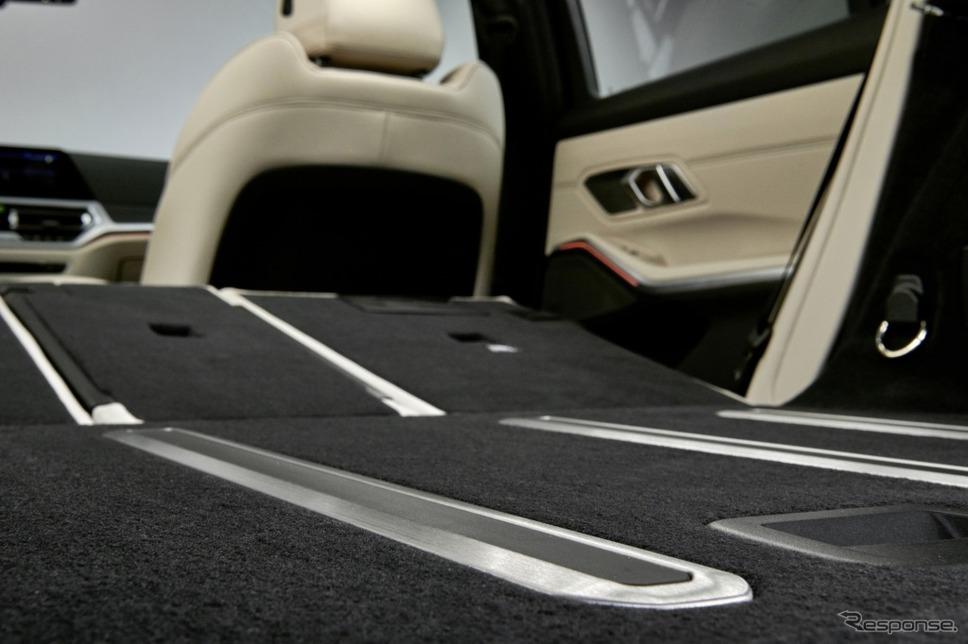 BMW 3シリーズ ツーリング 新型《画像:ビー・エム・ダブリュー》
