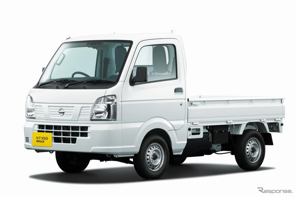 日産 NT100クリッパー《画像:日産自動車》