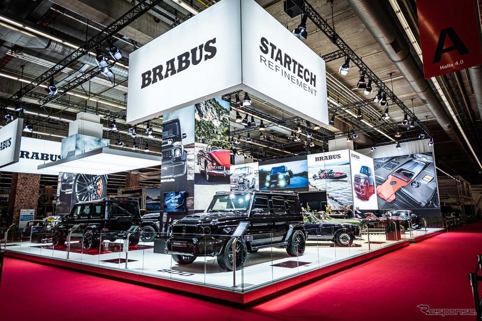 ブラバス 800(フランクフルトモーターショー2019)《photo by BRABUS》