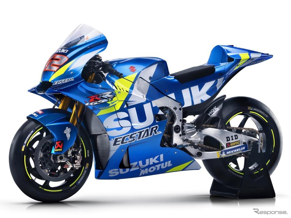 スズキGSX-RR MotoGPリンス仕様