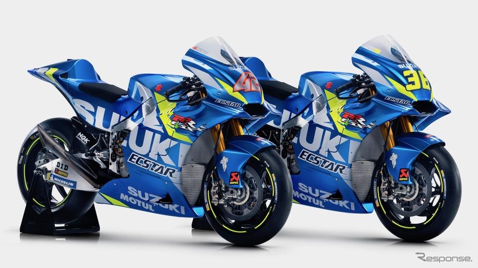 スズキGSX-RR MotoGP