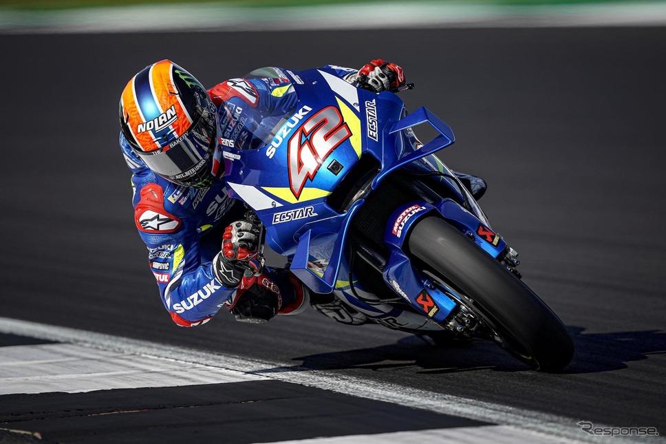 スズキGSX-RR MotoGPリンス選手