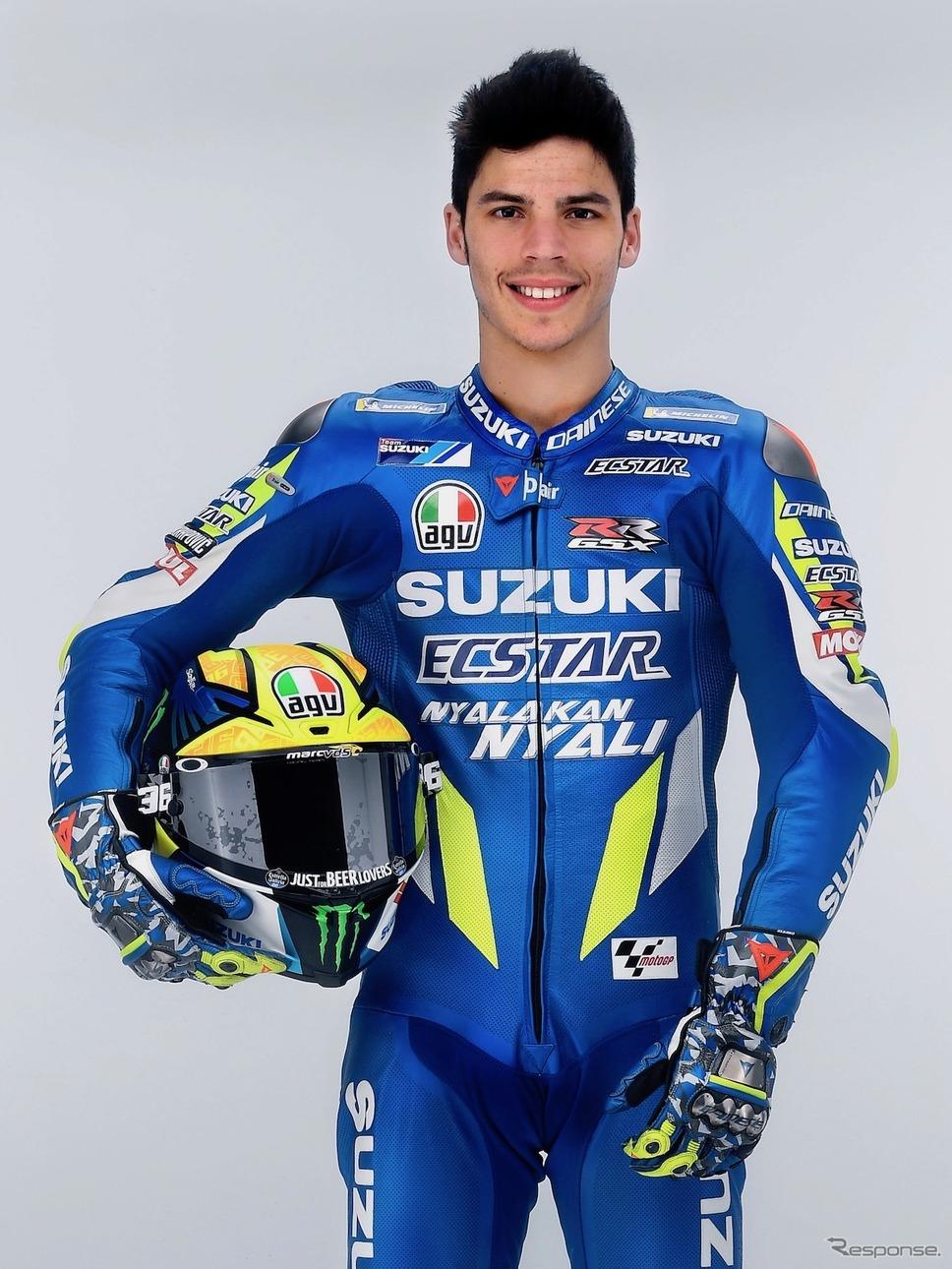MotoGPミル選手