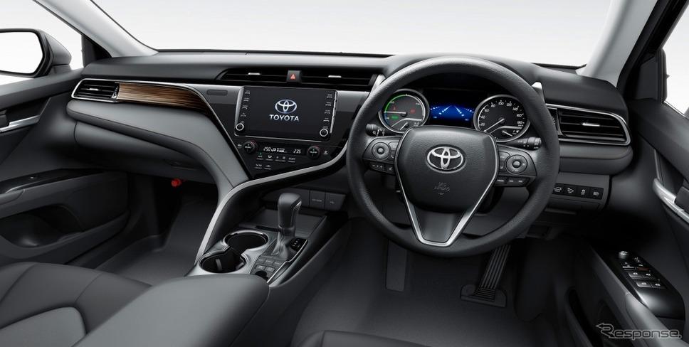 トヨタ カムリ《画像:トヨタ自動車》