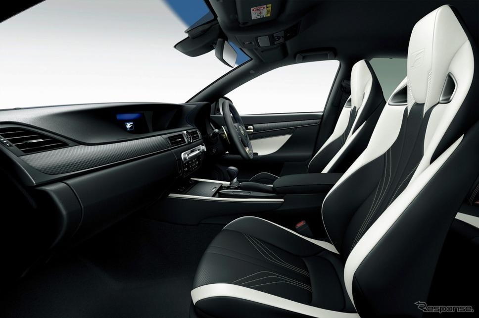 レクサス GS F《画像:トヨタ自動車》