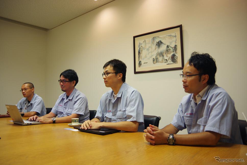 ヤマハ YZF-R25/R3 開発者インタビュー《撮影 宮崎壮人》