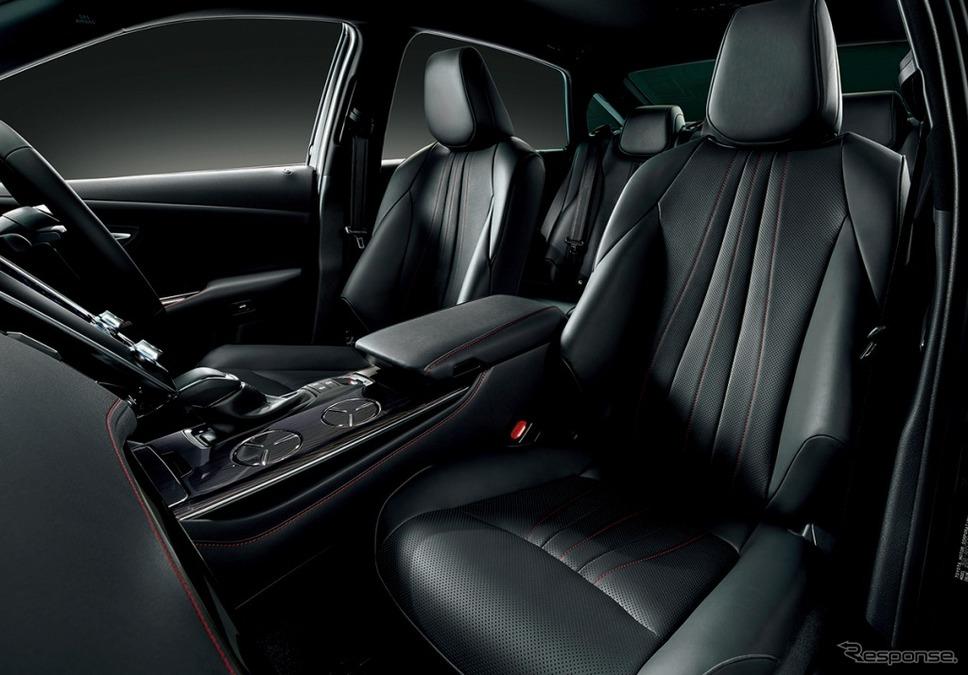 トヨタ クラウン S スポーツスタイル(2.0Lターボ)《画像:トヨタ自動車》