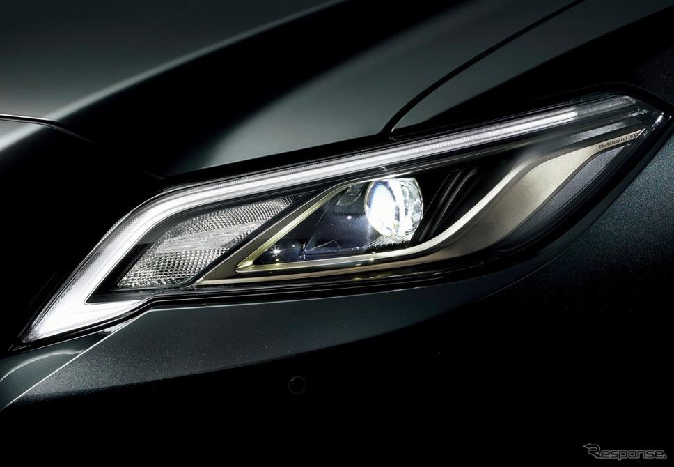 Bi-Beam LEDヘッドランプ《画像:トヨタ自動車》